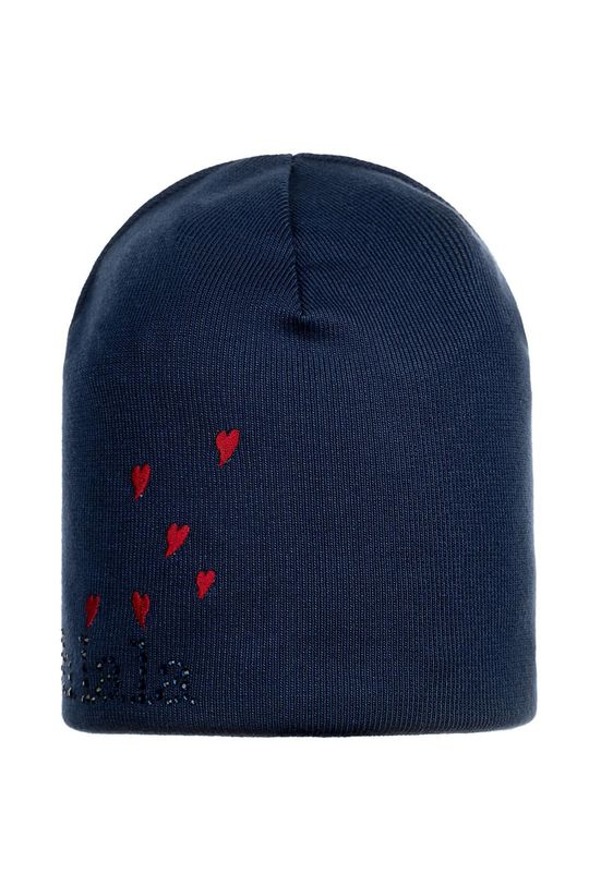 тъмносин Giamo - Детска шапка Момиче
