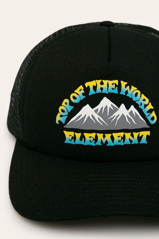 Element - Czapka czarny