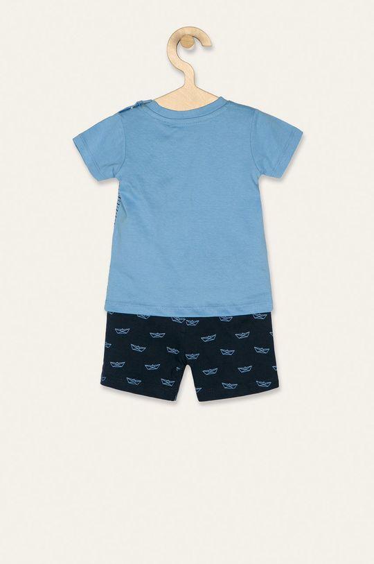 modrá Blue Seven - Detská súprava 68-86 cm