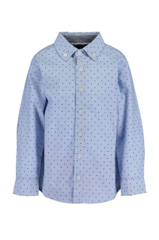 svetlomodrá Blue Seven - Detská košeľa 92-128 cm Chlapčenský