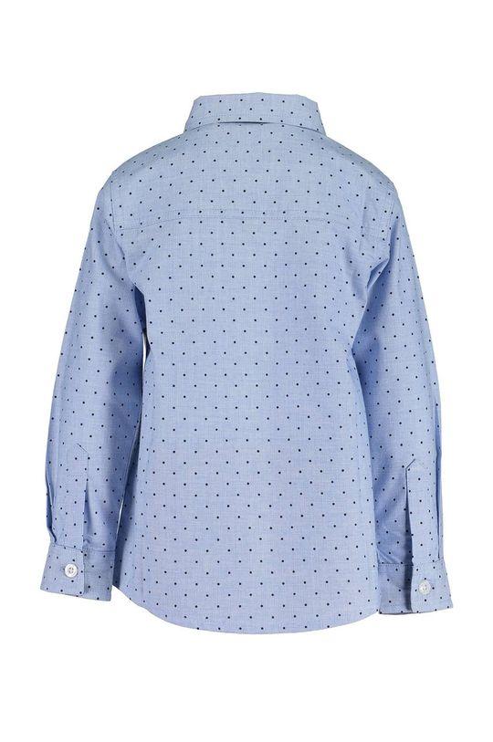 Blue Seven - Detská košeľa 92-128 cm svetlomodrá