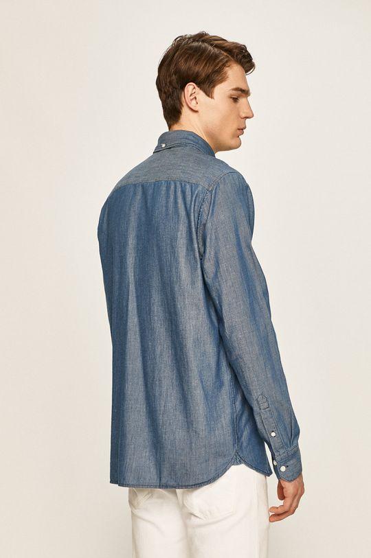 tmavomodrá Calvin Klein - Rifľová košeľa