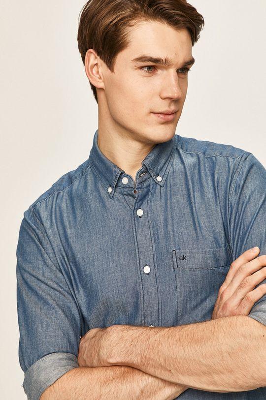 Calvin Klein - Rifľová košeľa Pánsky