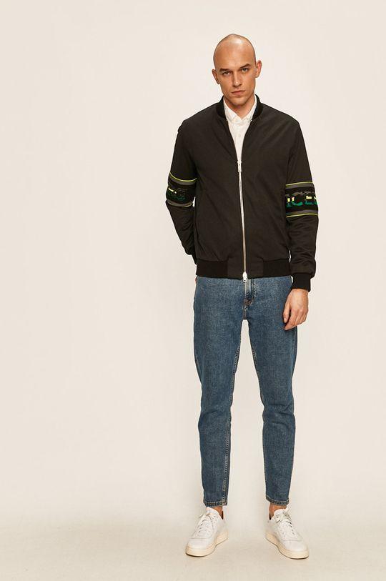 Calvin Klein - Košile 73% Bavlna, 27% Len