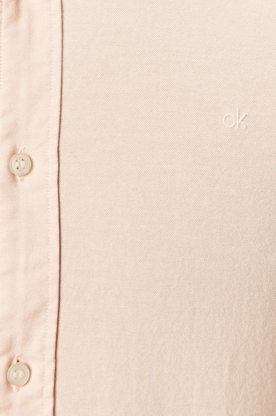Calvin Klein - Košile pastelově růžová