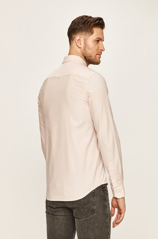 pastelově růžová Calvin Klein - Košile