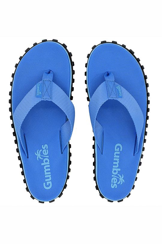 albastru deschis Gumbies - Slapi Duckbill De femei