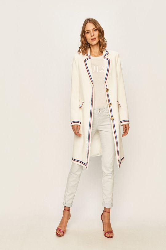 Silvian Heach - Kabát biela