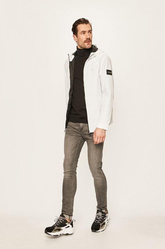 Calvin Klein - Bunda bílá