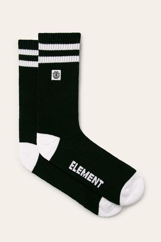 čierna Element - Ponožky Pánsky