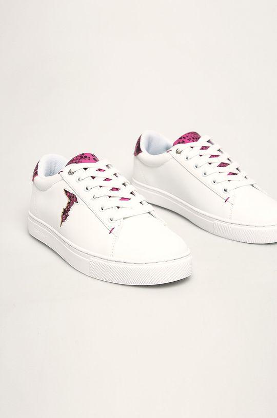 Trussardi Jeans - Pantofi alb