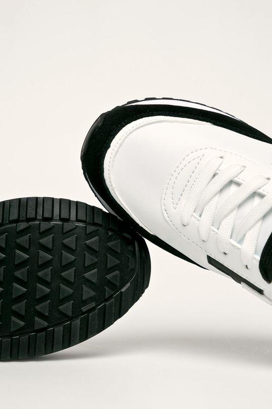білий Trussardi Jeans - Черевики
