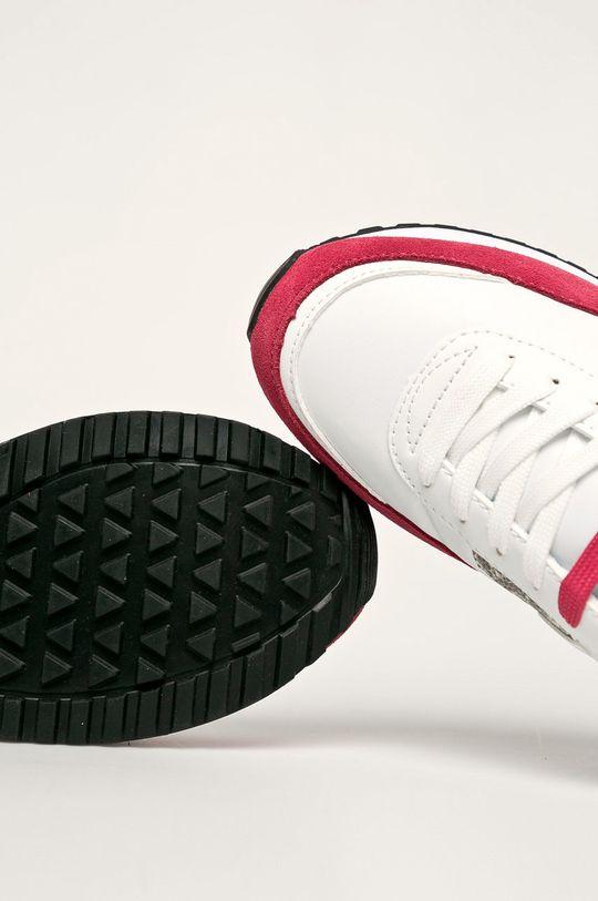 biały Trussardi Jeans - Buty
