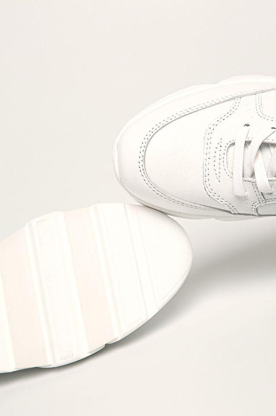 biela Wojas - Kožená obuv
