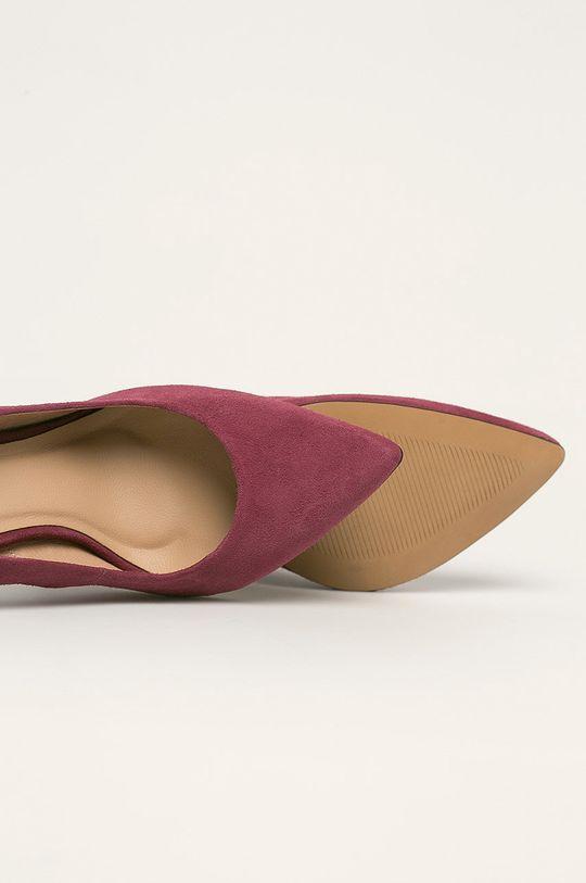 виолетово-розов Wojas - Кожени стилети