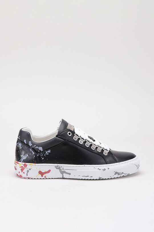 čierna GOE - Topánky Dámsky