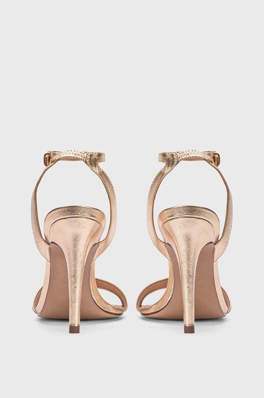 Kazar Studio - Sandale de piele Gamba: Piele naturala Interiorul: Piele naturala Talpa: Material sintetic