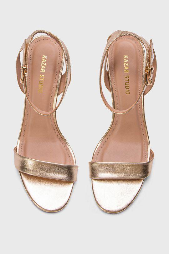 aur Kazar Studio - Sandale de piele
