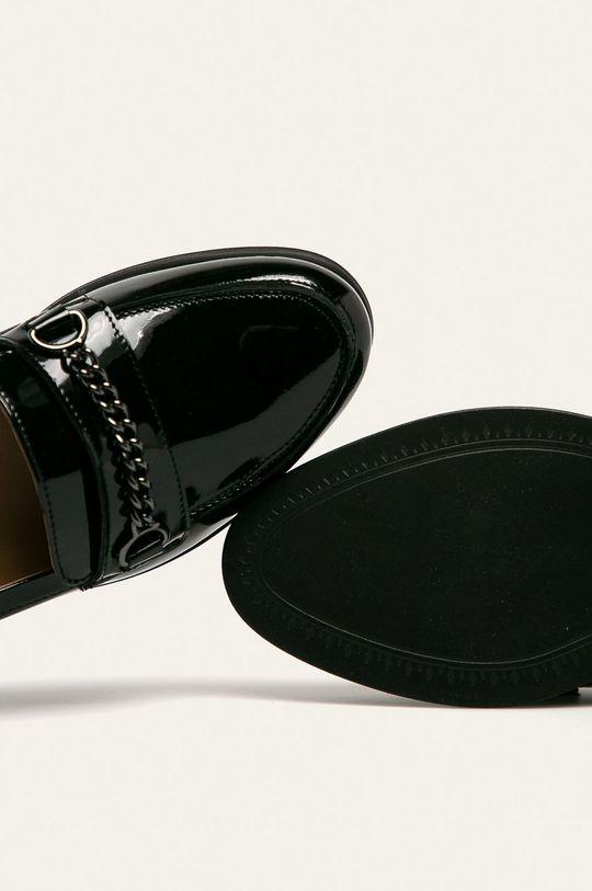 negru Wojas - Mocasini de piele
