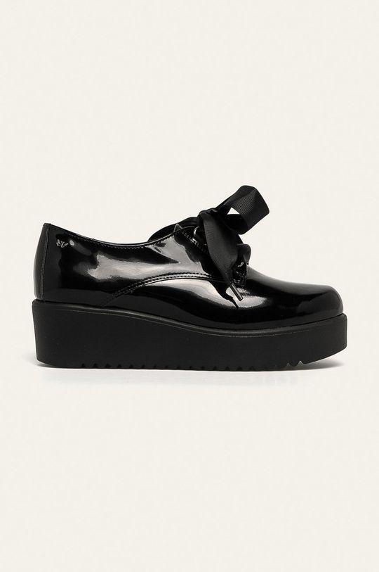 negru Wojas - Pantofi de piele De femei
