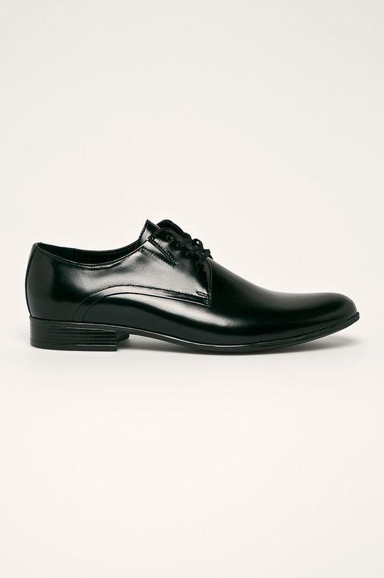 negru Wojas - Pantofi de piele De bărbați