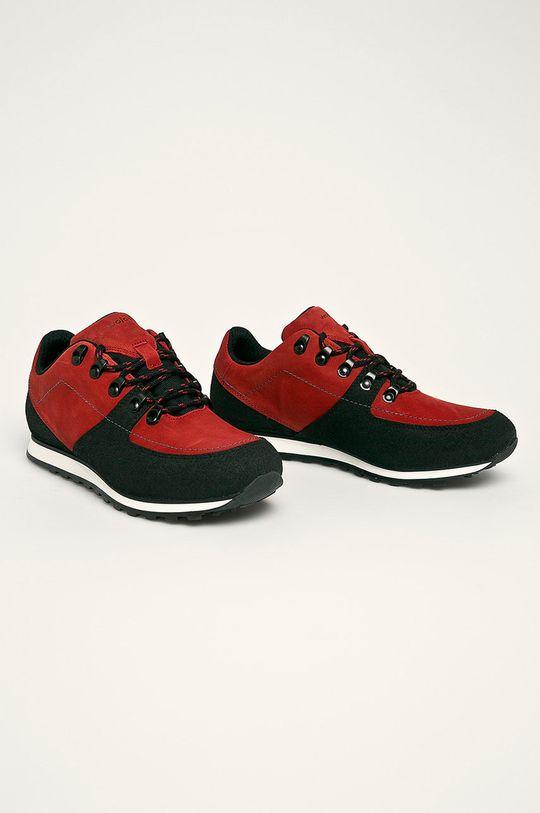 Wojas - Topánky červená