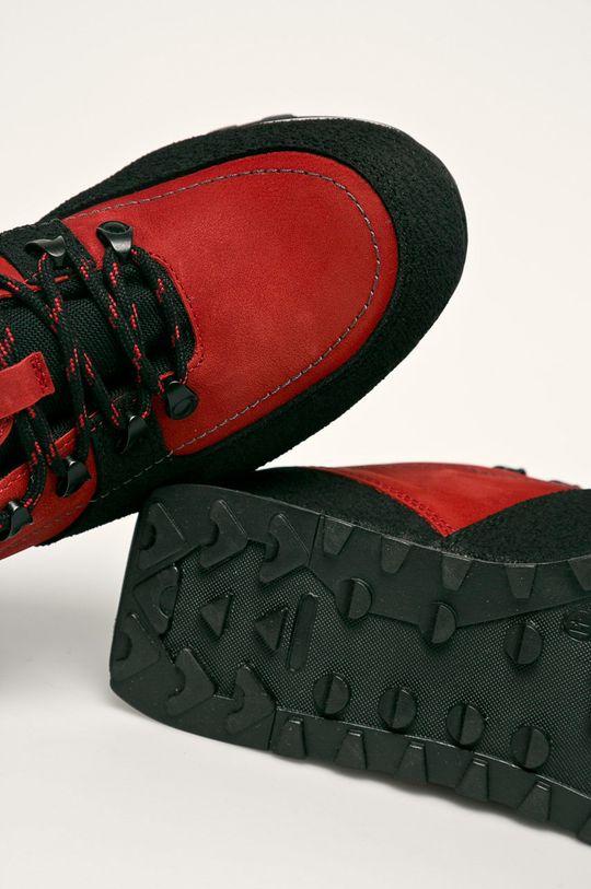červená Wojas - Topánky