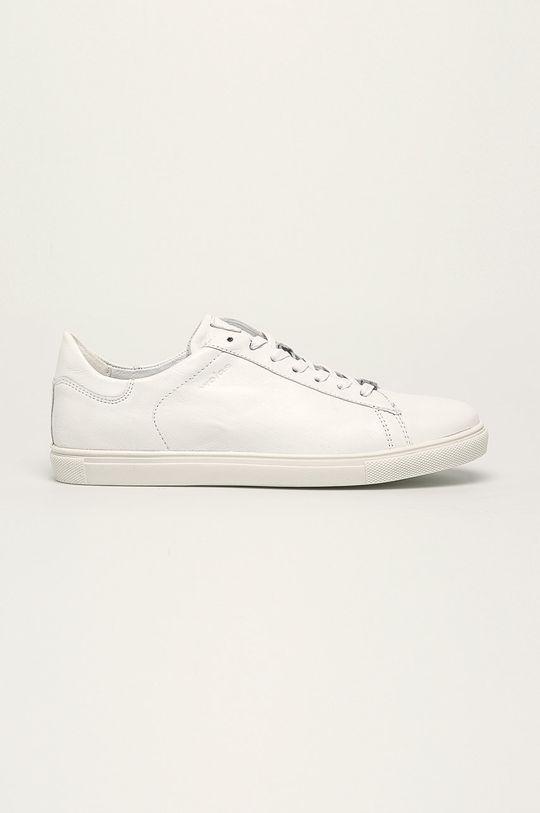 bílá Wojas - Kožené boty Pánský