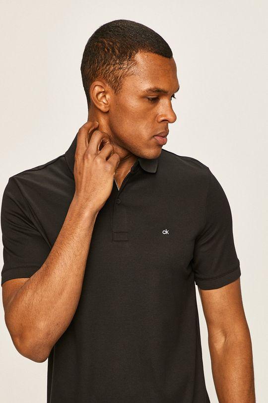 negru Calvin Klein - Tricou Polo