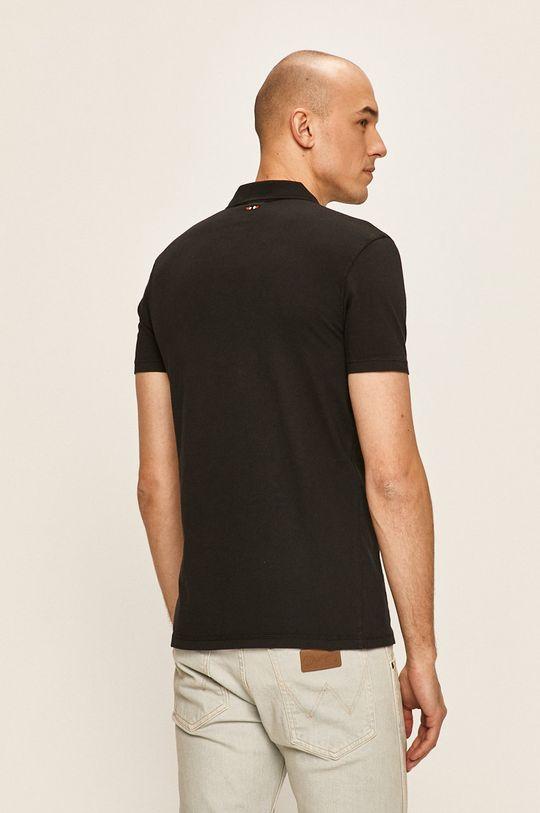 Napapijri - Тениска с яка  100% Памук