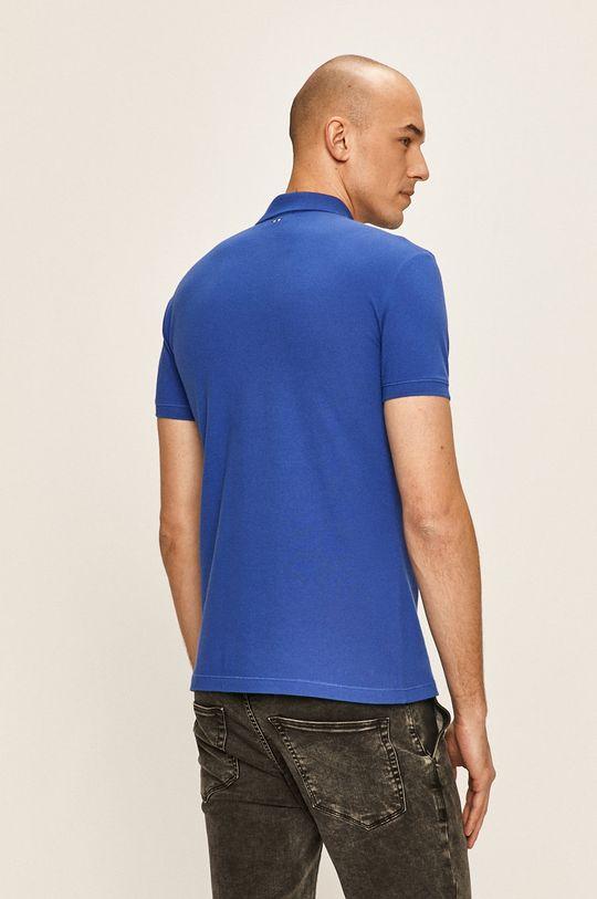 Napapijri - Тениска с яка  97% Памук, 3% Еластан