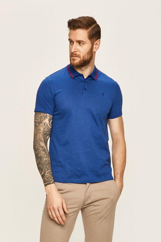 albastru Trussardi Jeans - Tricou Polo De bărbați