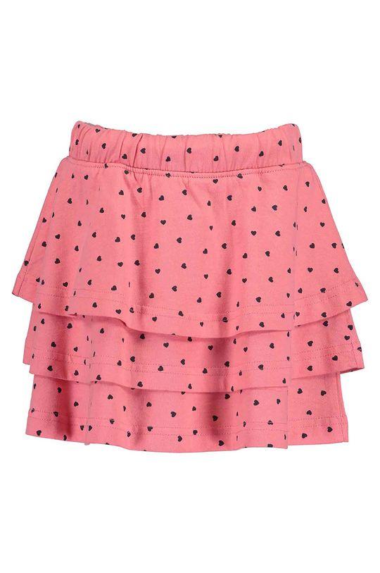 sýto ružová Blue Seven - Dievčenská sukňa 92-128 cm Dievčenský