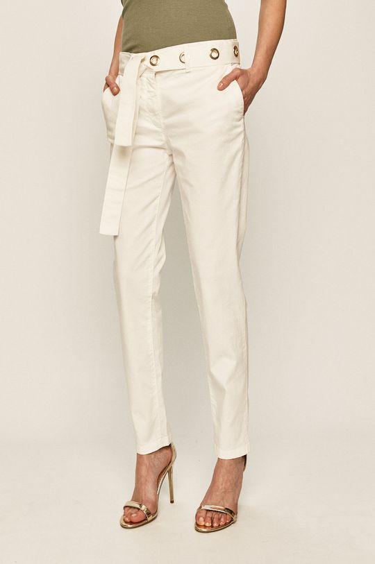 alb Trussardi Jeans - Pantaloni De femei