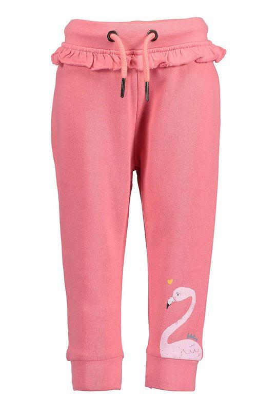 sýto ružová Blue Seven - Detské nohavice 68-86 cm Dievčenský