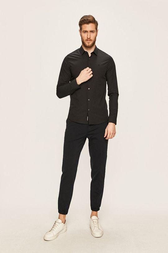 Calvin Klein - Pantaloni bleumarin