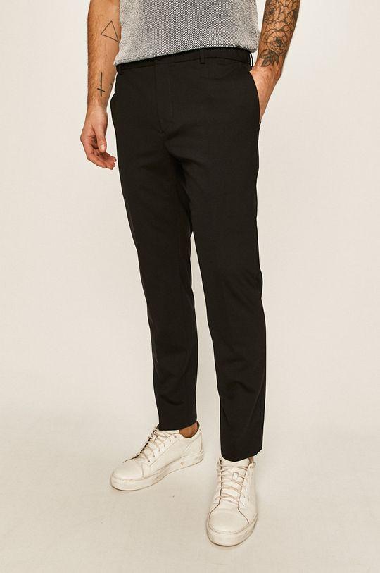 čierna Calvin Klein - Nohavice Pánsky