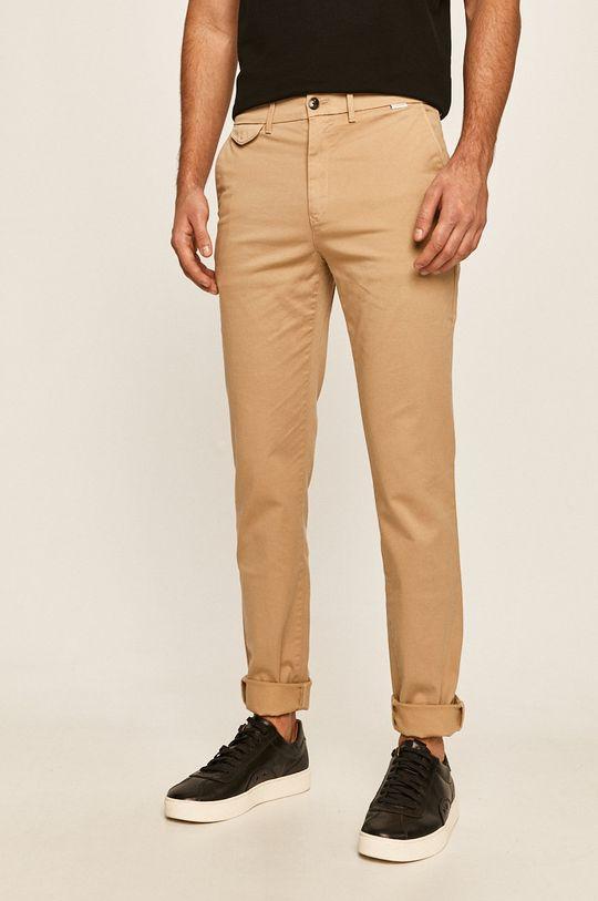 bej Calvin Klein - Pantaloni De bărbați