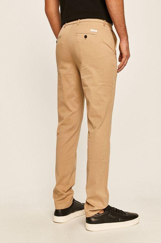 Calvin Klein - Pantaloni 96% Bumbac, 4% Elastan