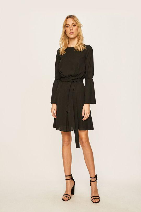 Trussardi Jeans - Sukienka czarny