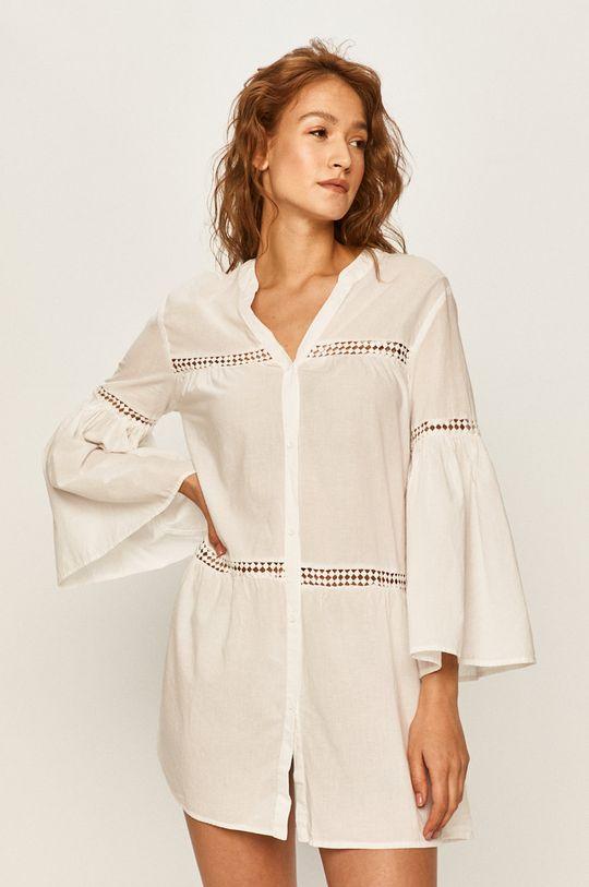 biały Trussardi Jeans - Sukienka Damski