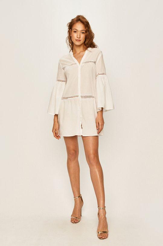 Trussardi Jeans - Sukienka biały