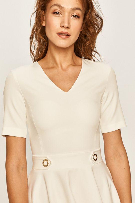 biały Trussardi Jeans - Sukienka