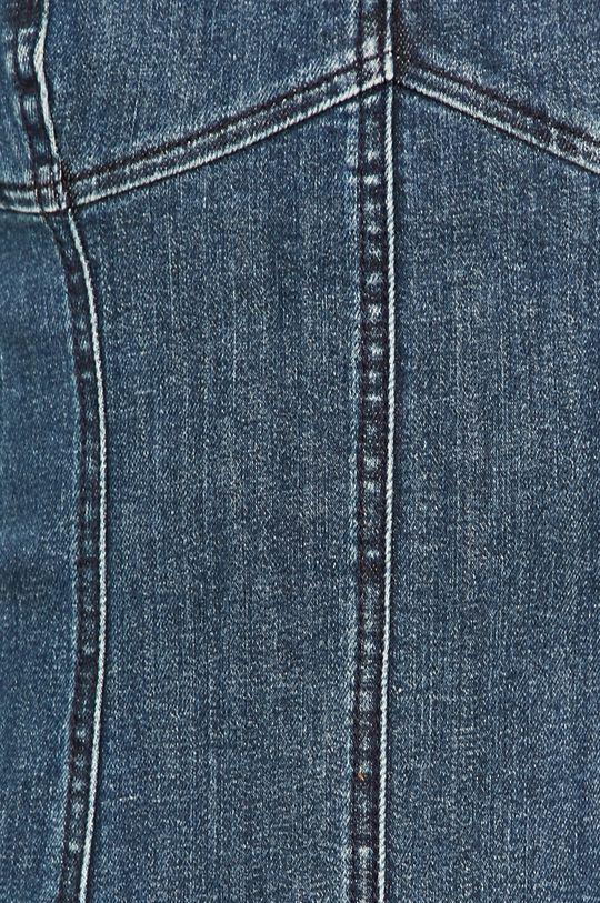 Volcom - Rifľové šaty Dámsky