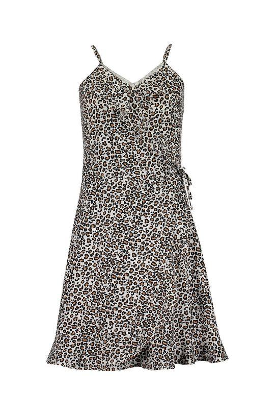 biela Blue Seven - Dievčenské šaty 140-176 cm Dievčenský