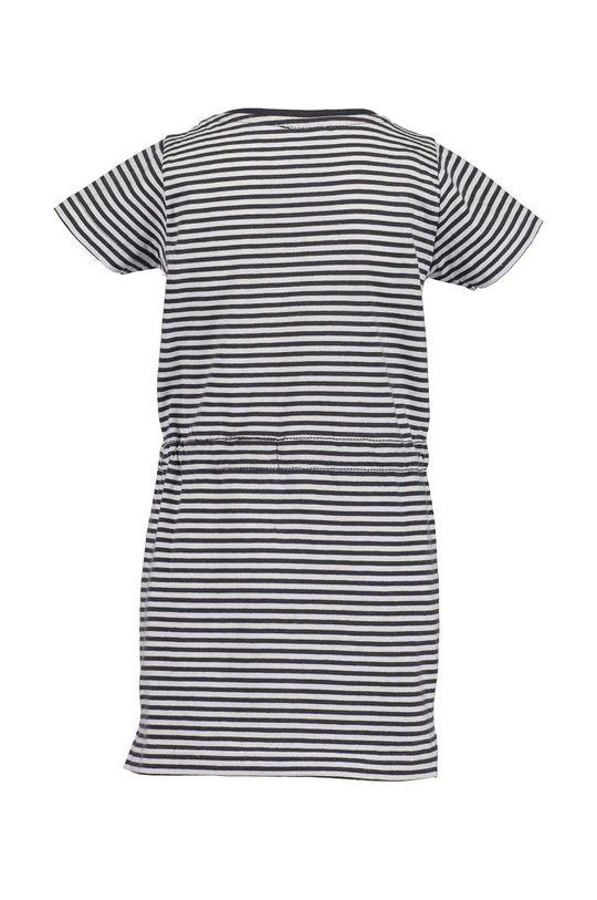 Blue Seven - Dievčenské šaty 92-128 cm sivá