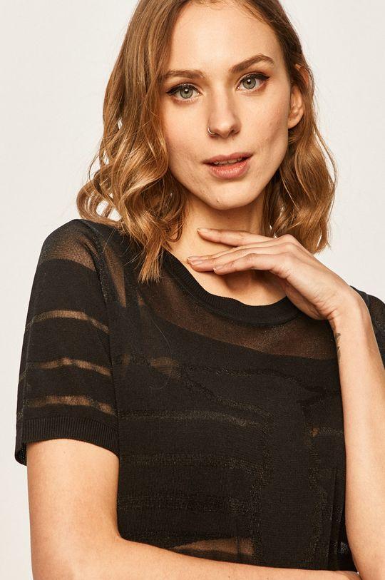 čierna Trussardi Jeans - Tričko