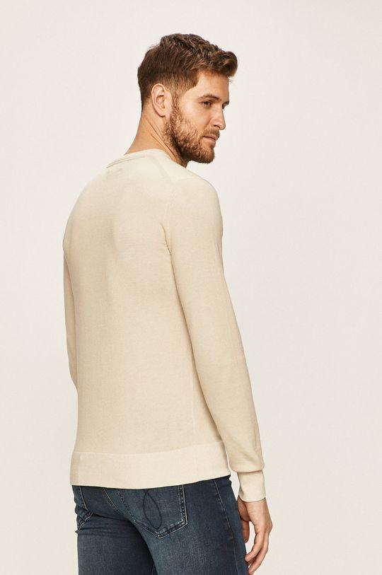 Calvin Klein - Svetr 89% Bavlna, 11% Hedvábí