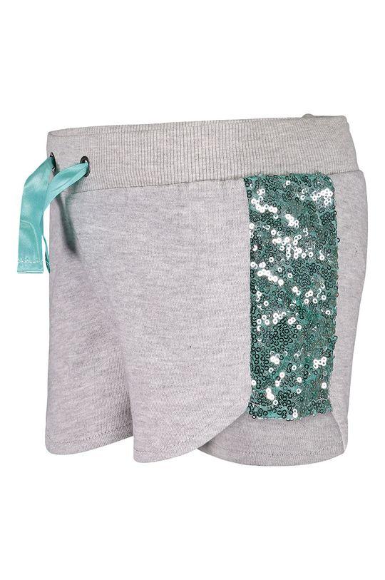 Blue Seven - Detské krátke nohavice 92-128 cm sivá