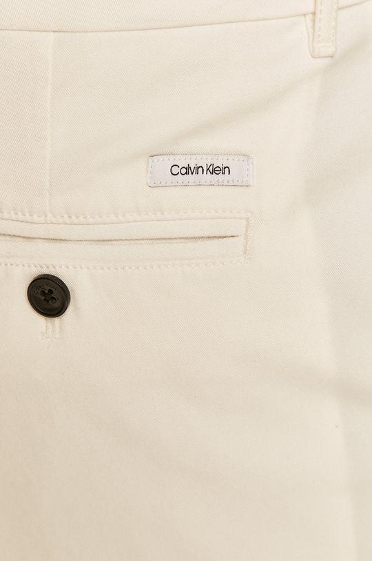 bílá Calvin Klein - Kraťasy
